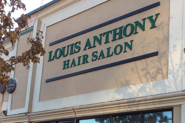 Louis Anthony Hair Salon Home Quincy Ma